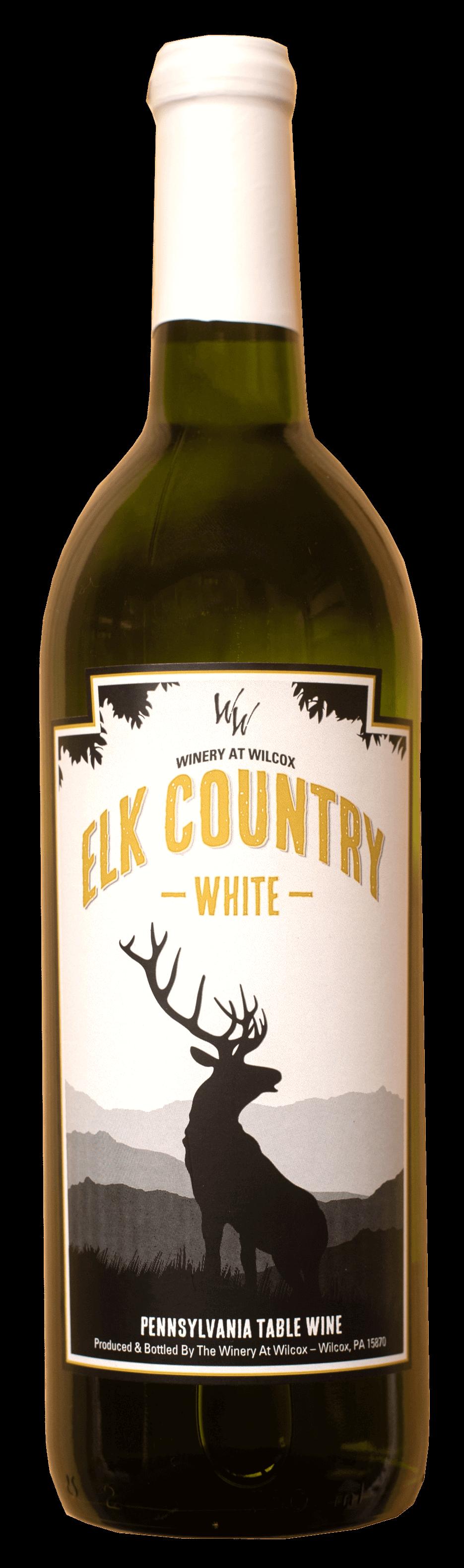 Elk Country White