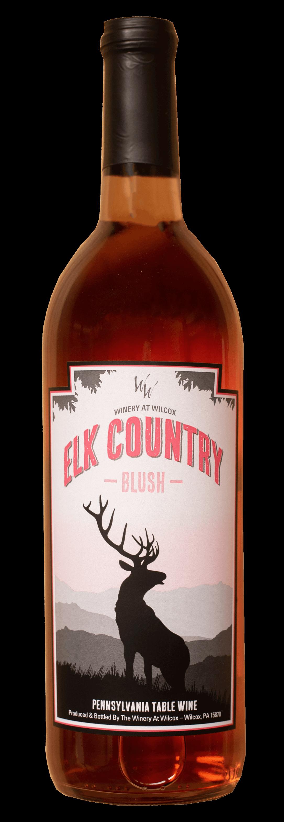 Elk Country Blush