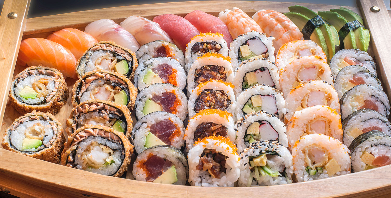 Wine & Sushi – DuBois (SOLD OUT)
